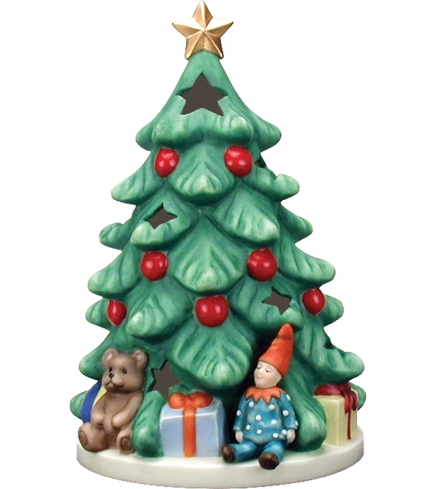 818290 - Christmas Tree Votive