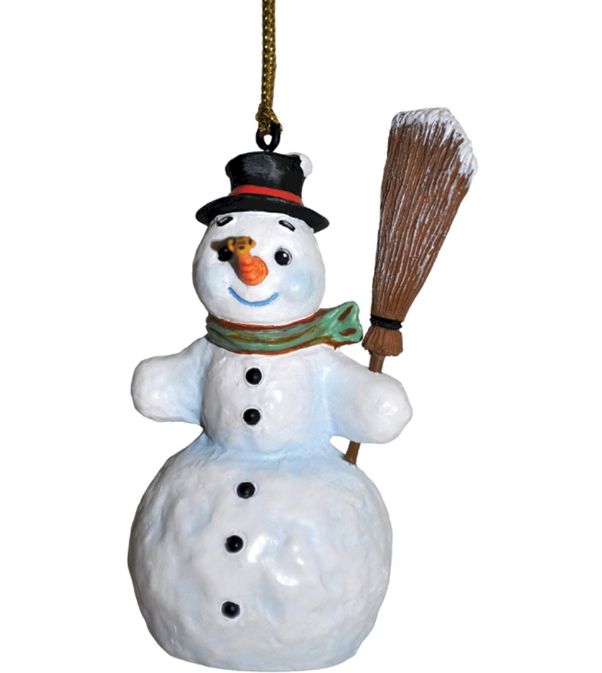 827401 - Bee My Friend Snowman Ornament