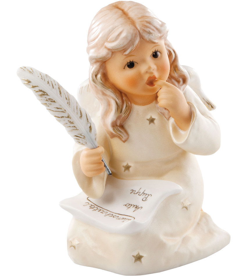 828045 - Angel with Wish List