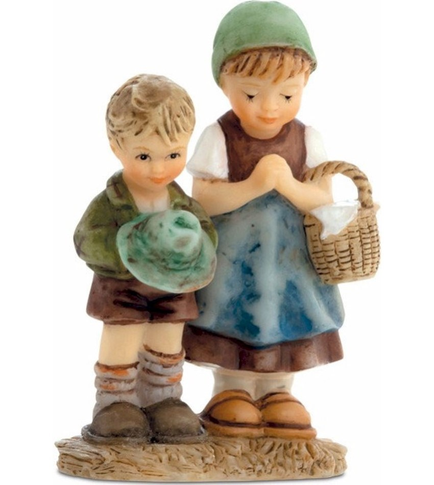 828094 - Adoring Children Mini Figurine