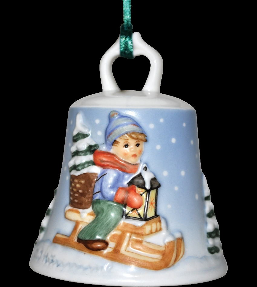 828097 - 2011 Annual Bell - Ride into Christmas
