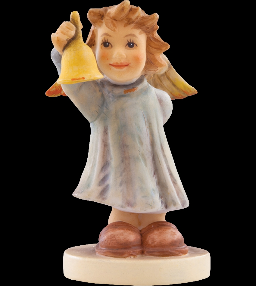 828114 - Bells on High Mini Figurine