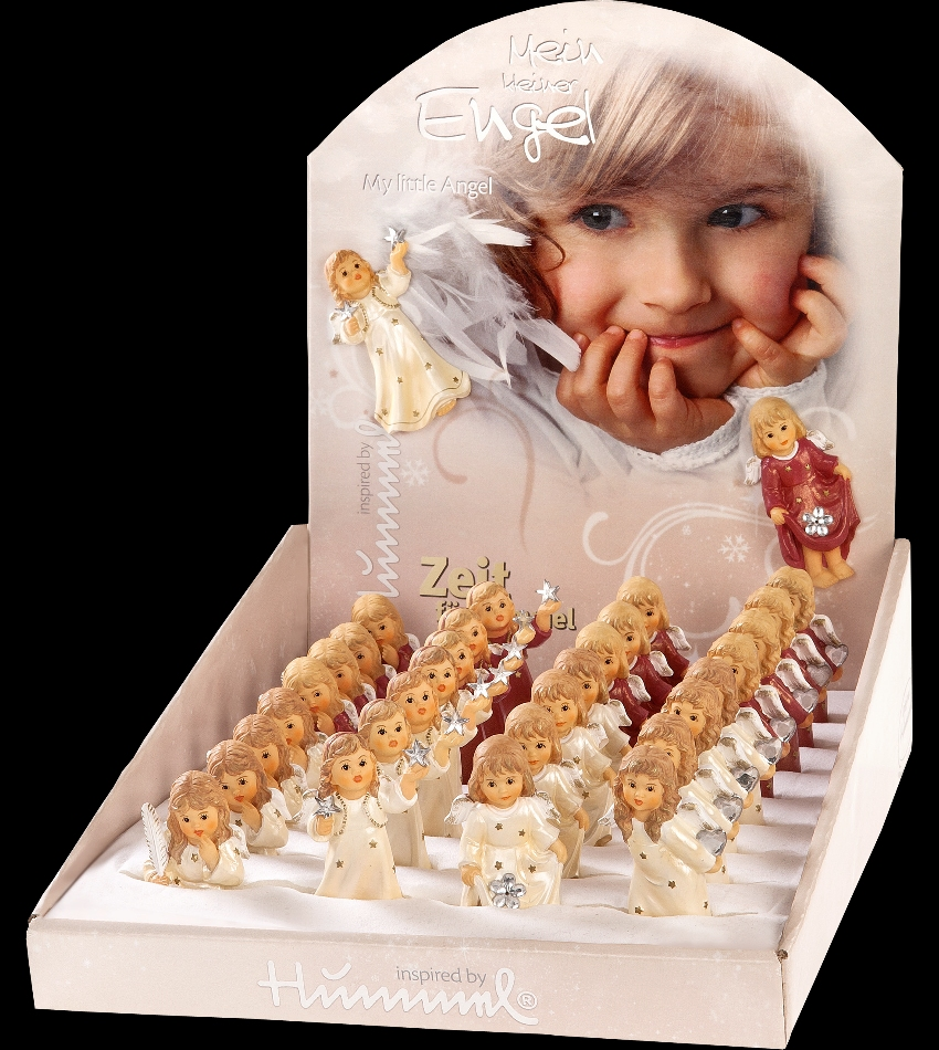 828119 - Angel Magnets 32 Piece Display