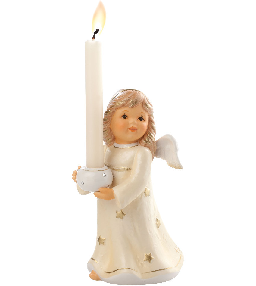 828123 - Angel Candle Holder