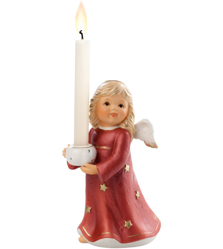 828135 - Angel Candle Holder