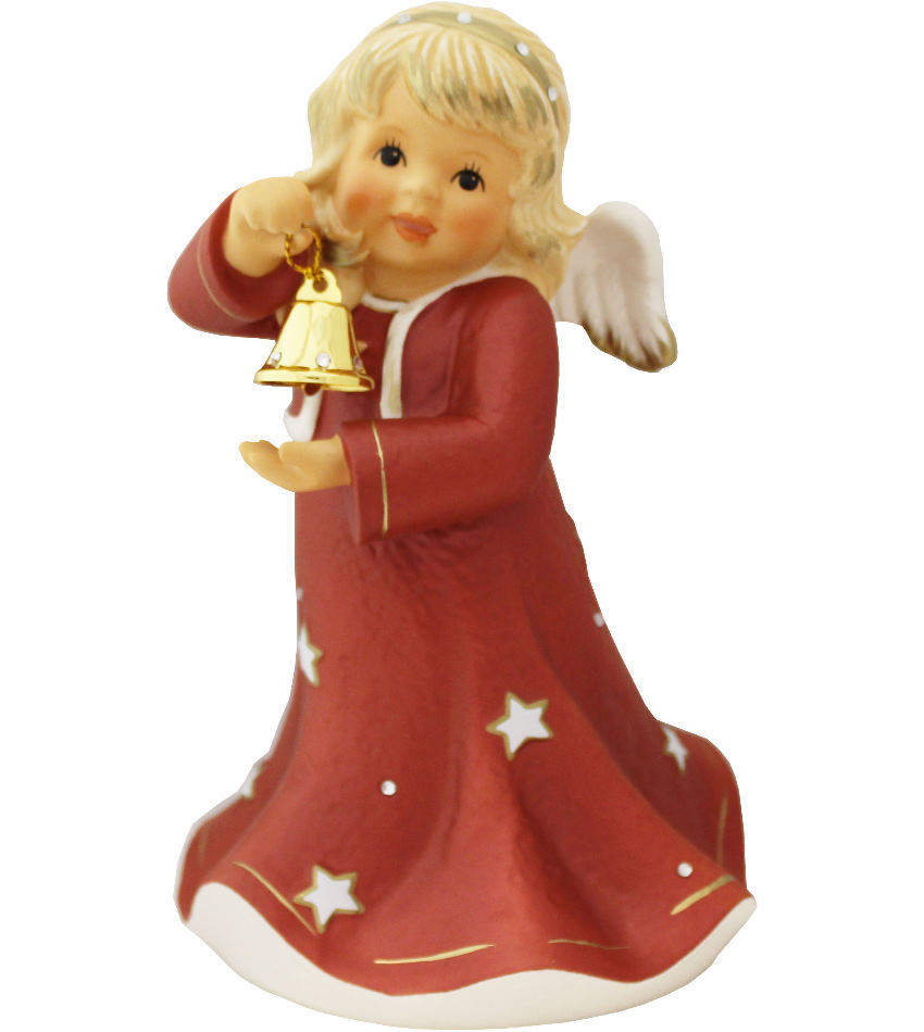 828139 - Musical Dancing Angel with Bell