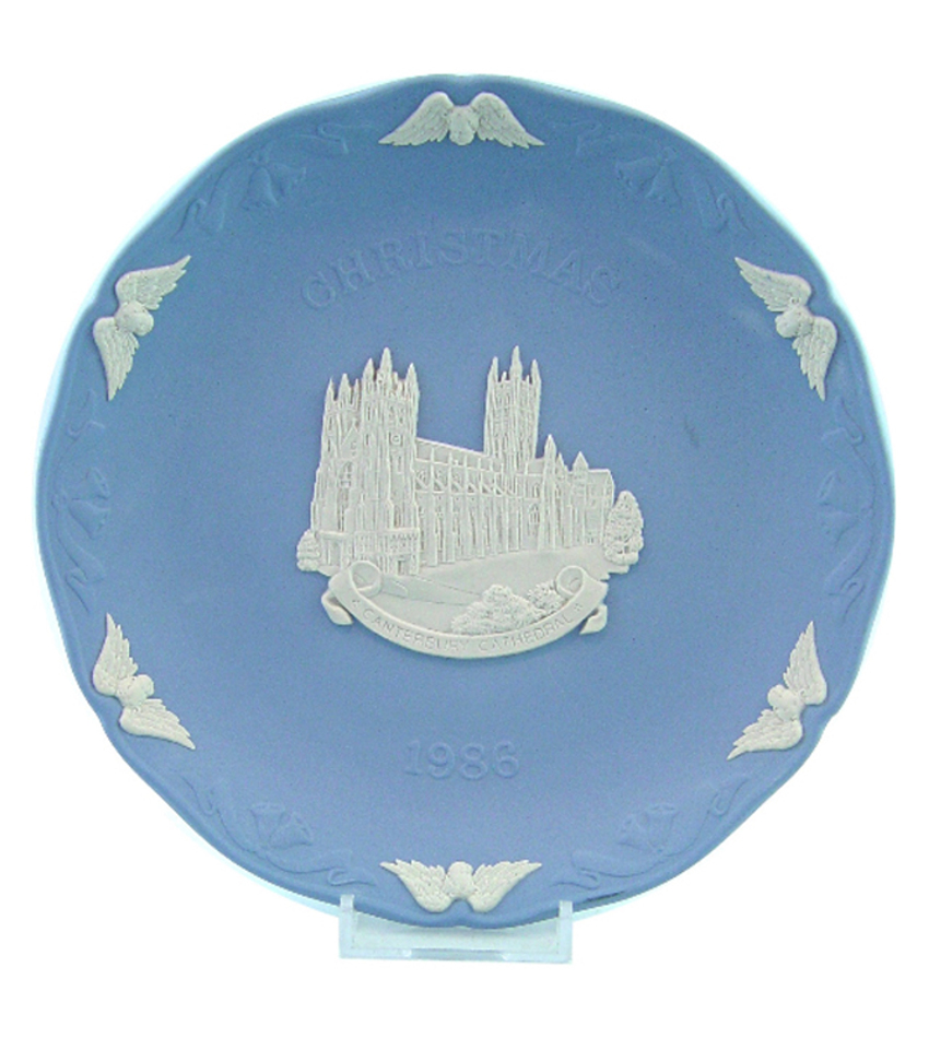 86WCATH - 1986 Wedgwood Cathedral Plate