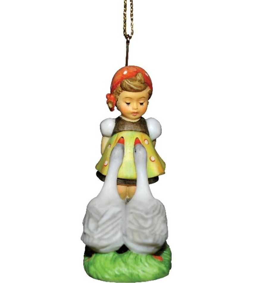 935508 - Goose Girl Ornament