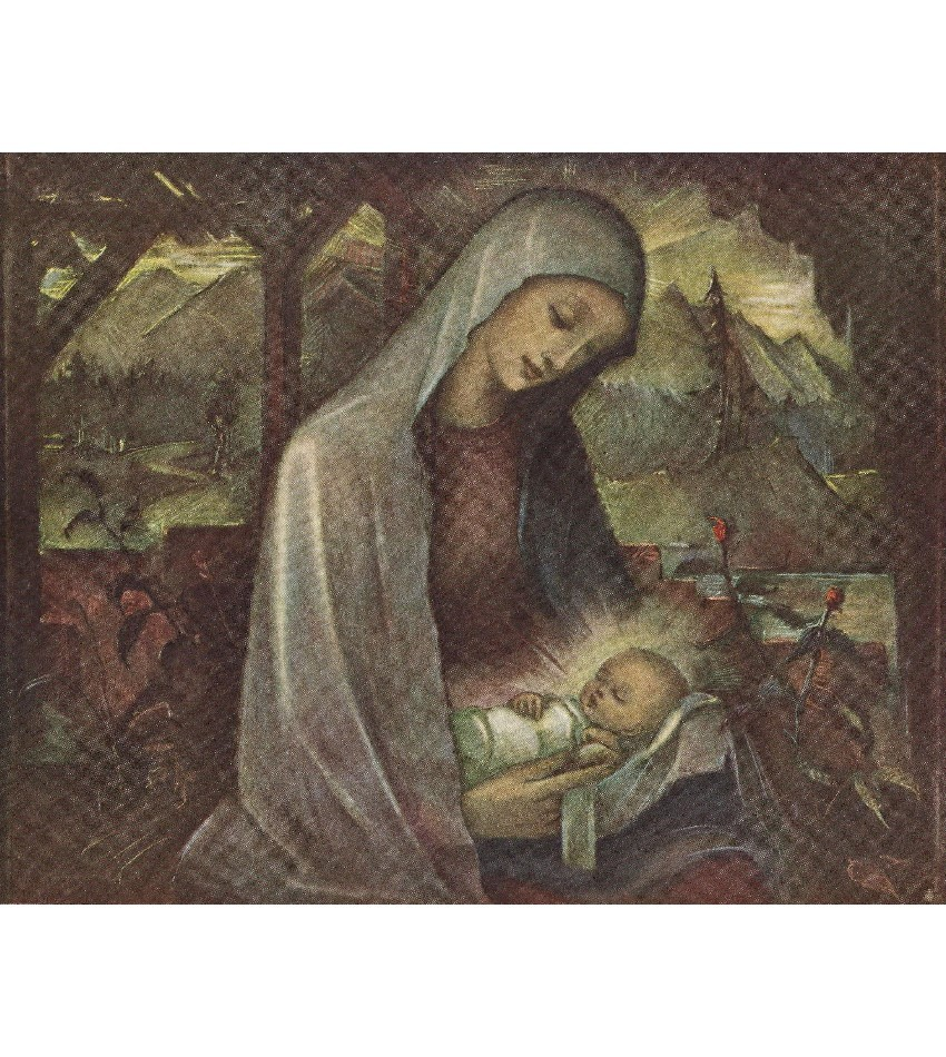 978628 - Mother & Child MIH print
