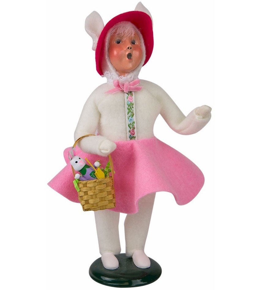 BC2213D - EASTER BUNNY GIRL
