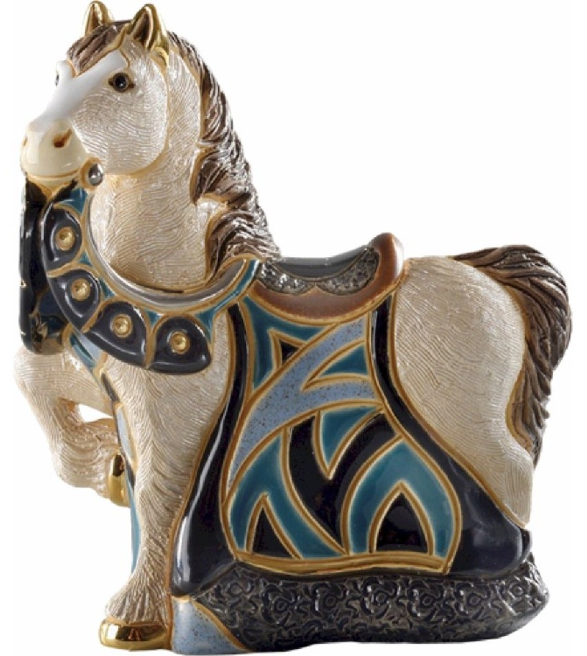 DERSW016B - Blue Royal Horse