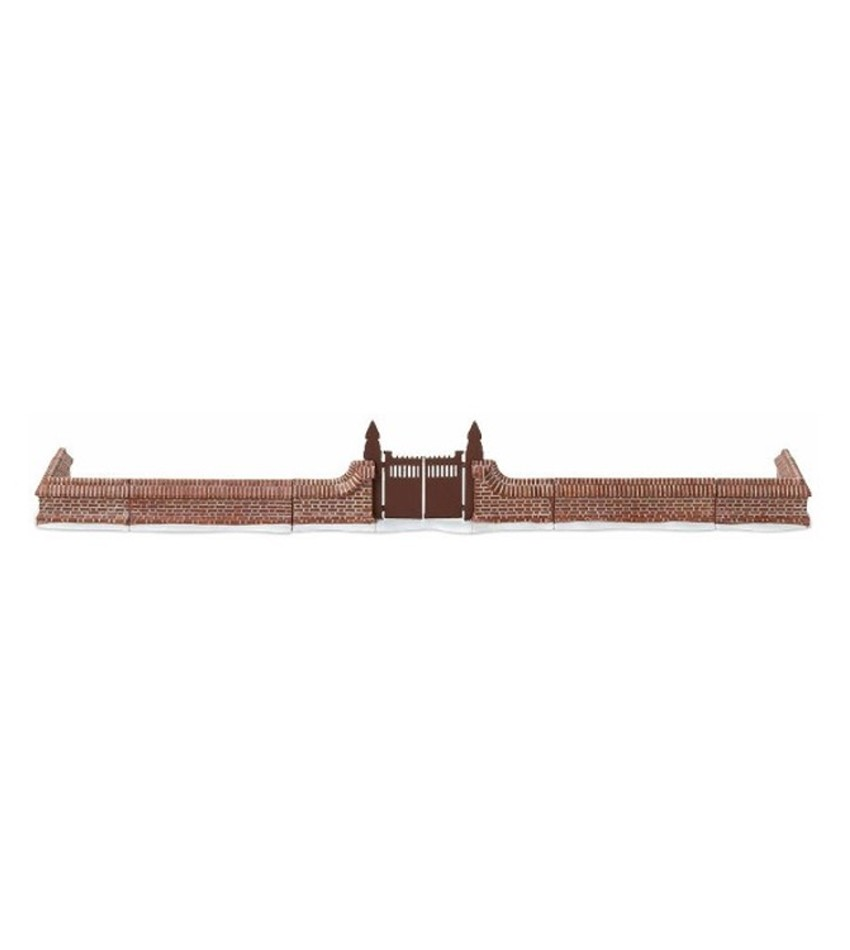 DT4018975 - Church Fence, Set of 5