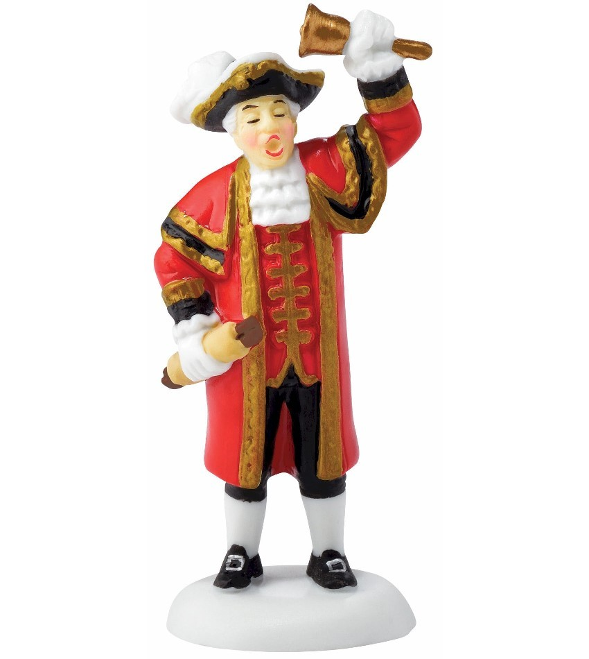 DT4044822 - LONDON TOWN CRIER-DISC