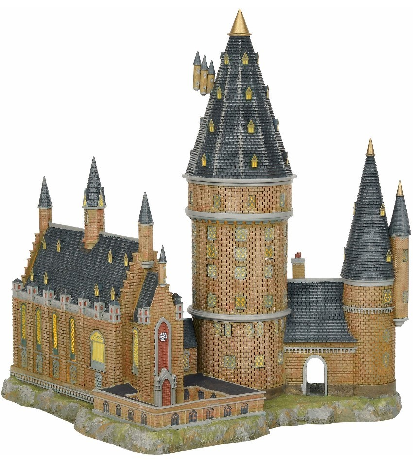 DT6002311 - Hogwarts Great Hall & Tower