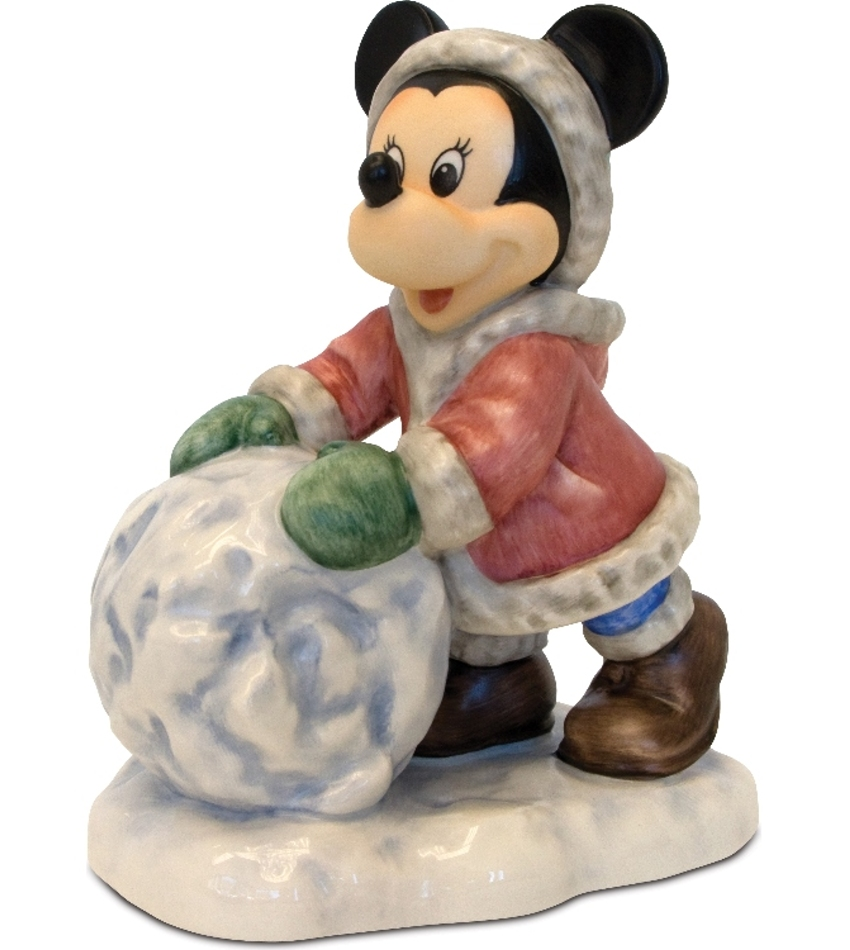 G102212M - Minnie First Snow - Limited Edition