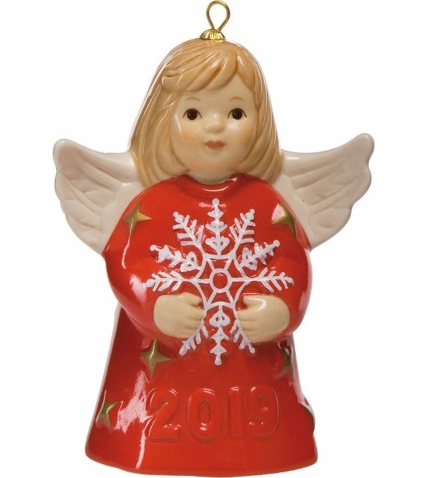 G114403 - 2019 Angel Bell - cherry red
