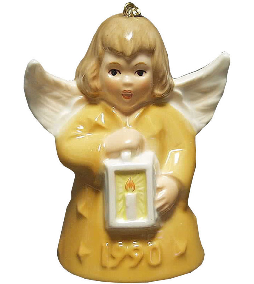 G51783 - 1990 Angel Bell (colored)