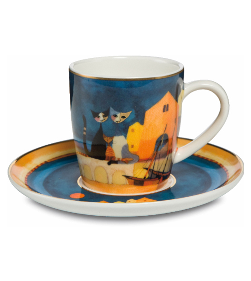 G66860221 - Colors of the Sunset Demitasse