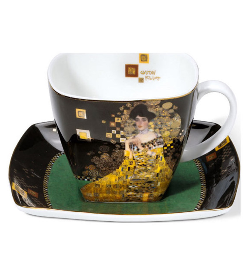 G66884222 - Adele Bloch-Bauer Coffee Cup with Saucer
