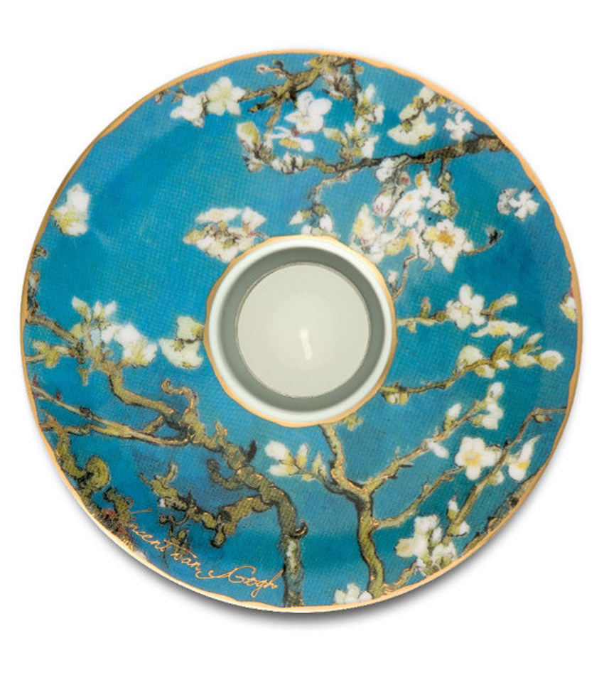G66900507 - Almond Tree Art Light Tea Light Holder