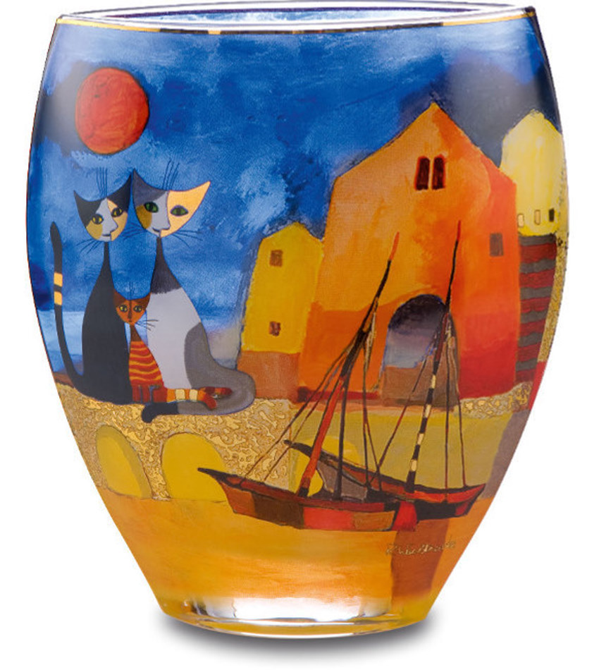 G66915941 - Colors of the Sunset Vase