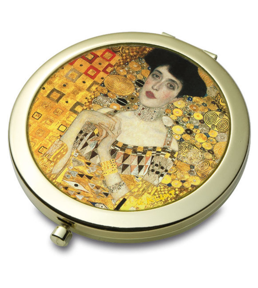 G67060421 - Adele Bloch-Bauer Pocket Mirror