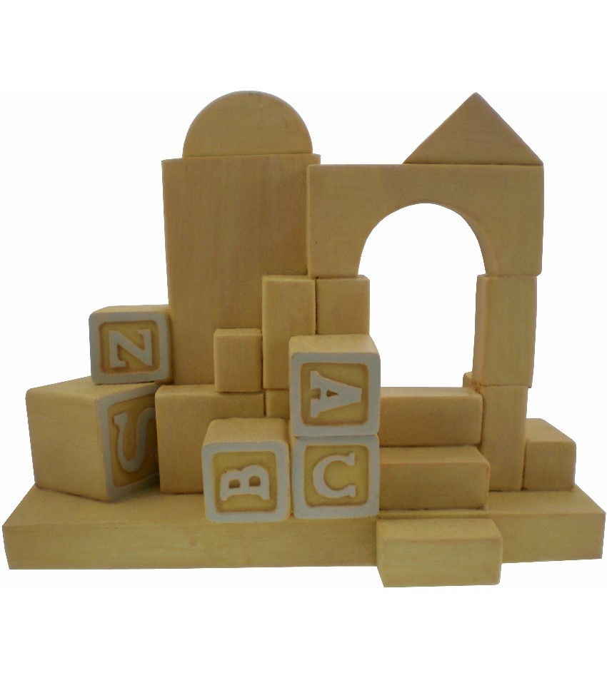 G968-D - Building Block Castle Display