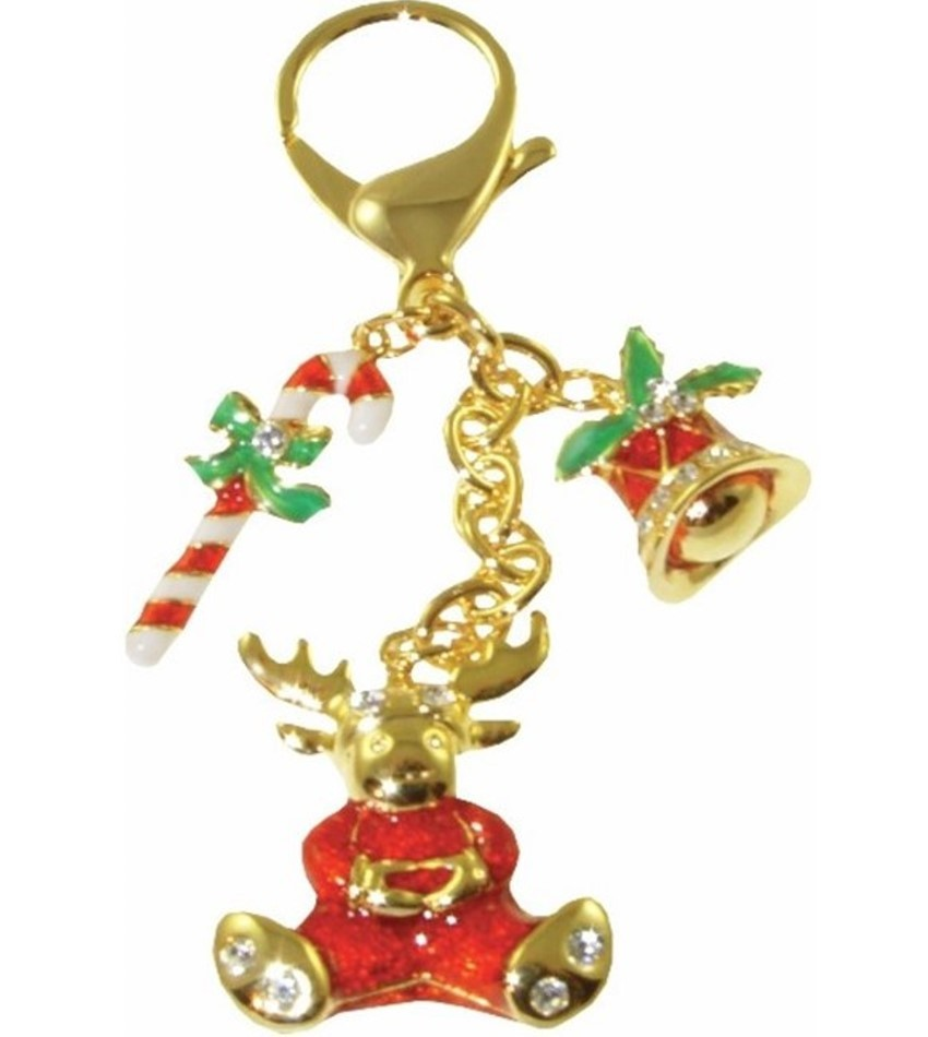 JCA03196 - Reindeer Key Chain