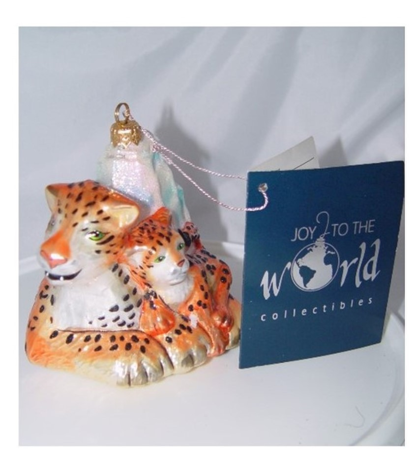 JTW2002W - Jack's Cats Ornament