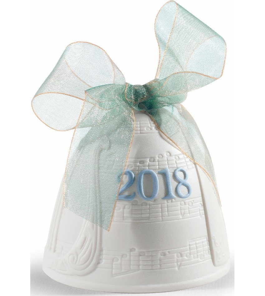 L18437 - 2018 Christmas Bell