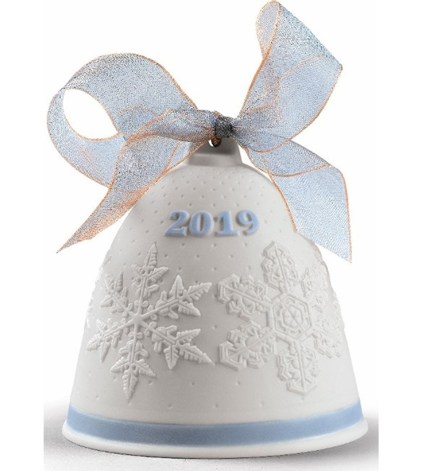L18446 - 2019 Christmas Bell