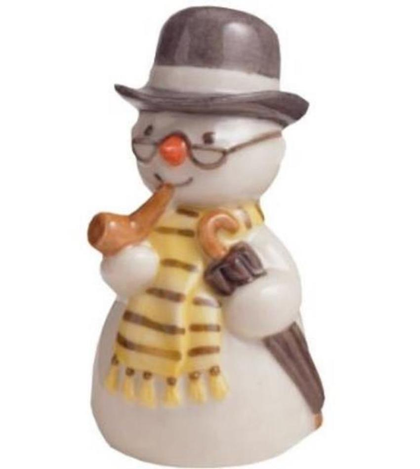 RC021766 - Snowman Grandfather with Pipe