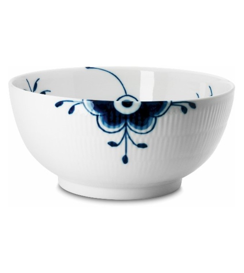 RC2381579 - Blue Fluted Mega Deep Serving Bowl