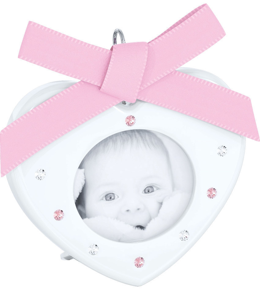 S5004626 - Baby Picture Frame, Pink