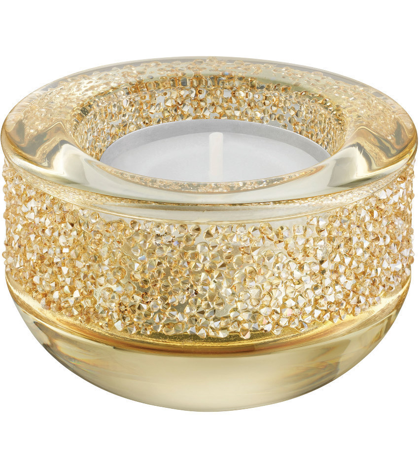 S5108877 - Shimmer Tea Light Golden Shadow