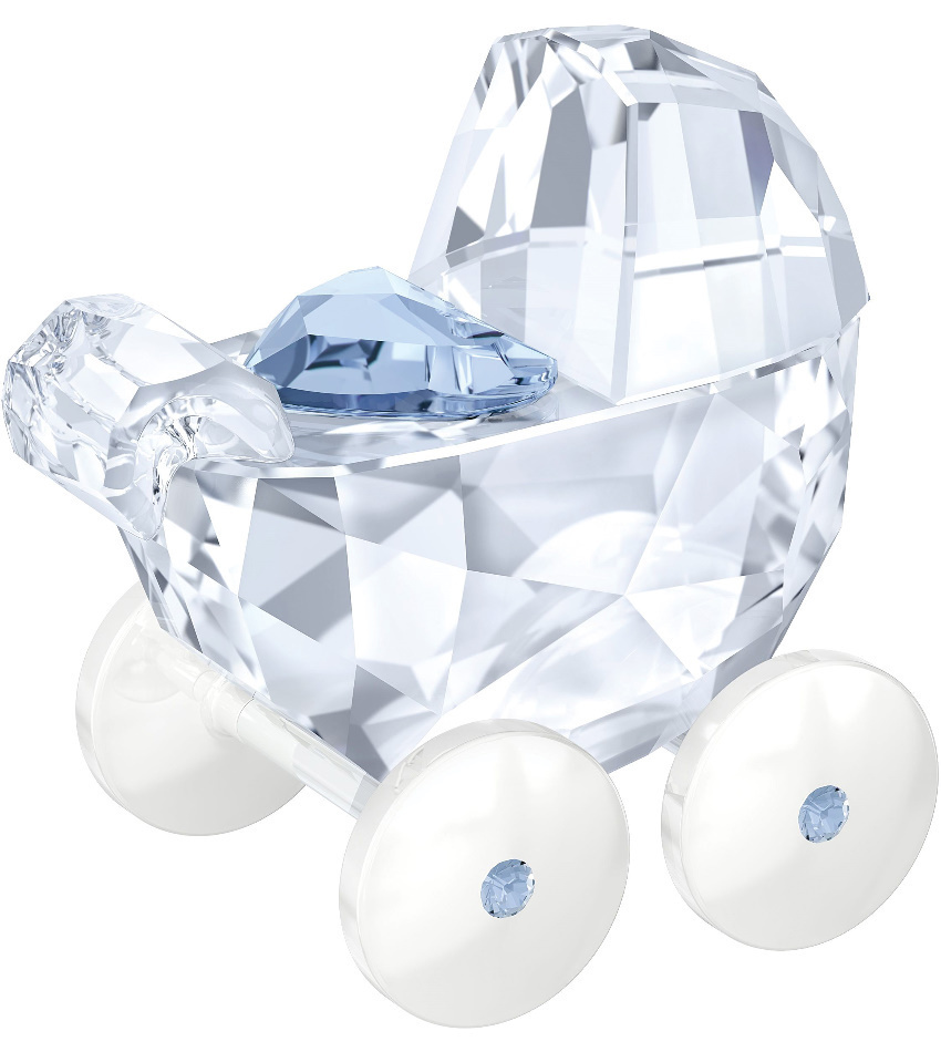 S5136921 - Baby Carriage, Blue