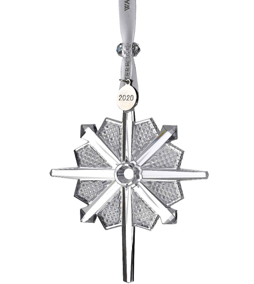 W1055097 - 2020 Snowstar Ornament